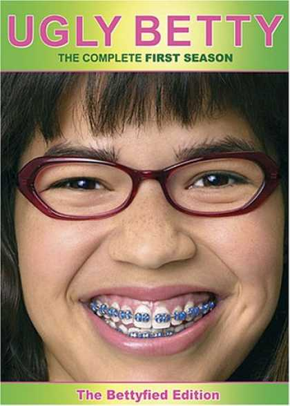 Bestselling Movies (2007) - Ugly Betty - The Complete First Season