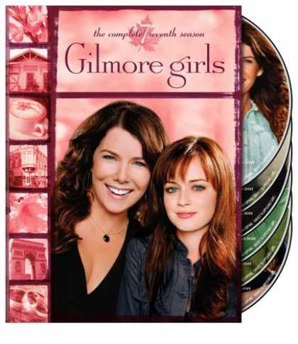 Bestselling Movies (2007) - Gilmore Girls - The Complete Seventh Season