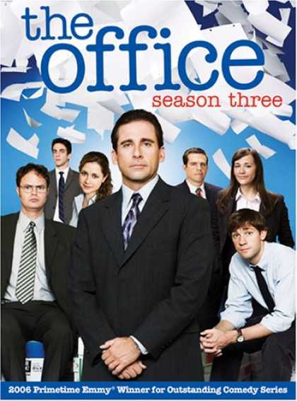 Bestselling Movies (2007) - The Office - Season Three