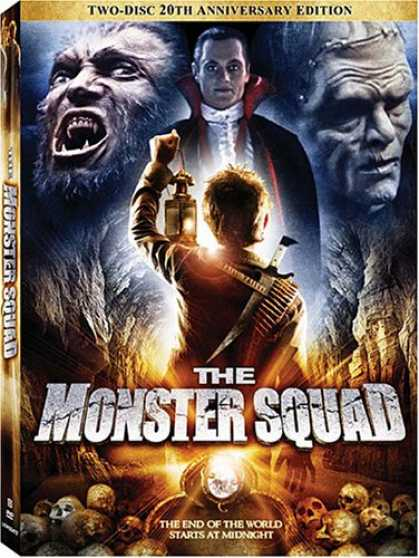 Bestselling Movies (2007) - The Monster Squad (Two-Disc 20th Anniversary Edition) by Fred Dekker