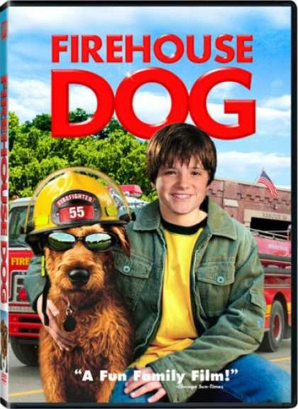 Bestselling Movies (2007) - Firehouse Dog (Full Screen Edition) by Todd Holland