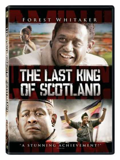 Bestselling Movies (2007) - The Last King of Scotland (Widescreen Edition) by Kevin Macdonald