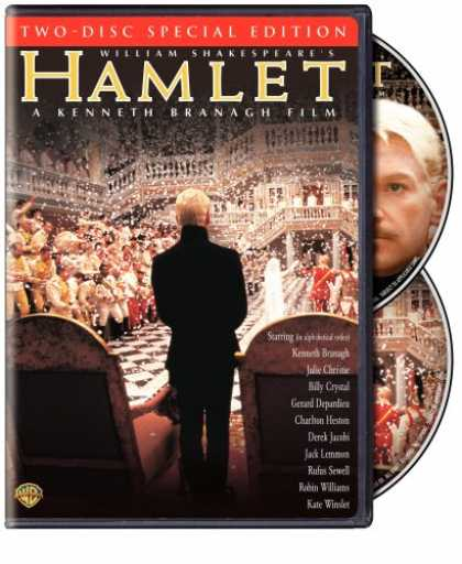 Bestselling Movies (2007) - William Shakespeare's Hamlet (Two-Disc Special Edition) by Kenneth Branagh