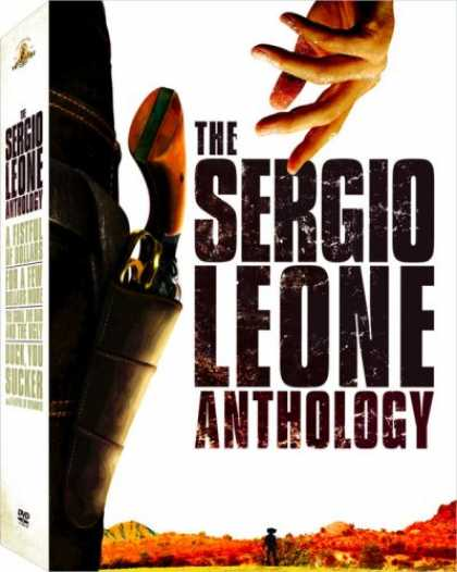 Bestselling Movies (2007) - The Sergio Leone Anthology (A Fistful Of Dollars / For A Few Dollars More / The