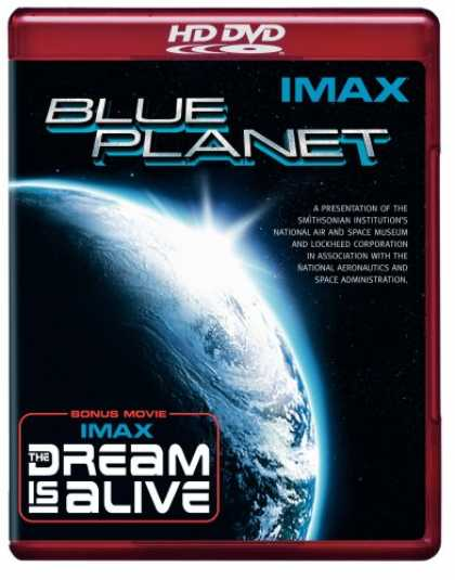 Bestselling Movies (2007) - Blue Planet (IMAX) [HD DVD] by Ben Burtt