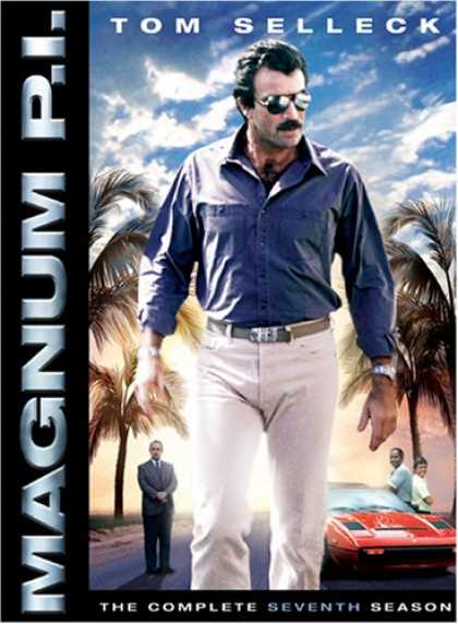 Bestselling Movies (2007) - Magnum P.I. - The Complete Seventh Season