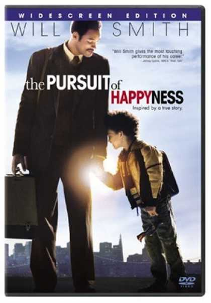 Bestselling Movies (2007) - The Pursuit of Happyness (Widescreen Edition) by Gabriele Muccino