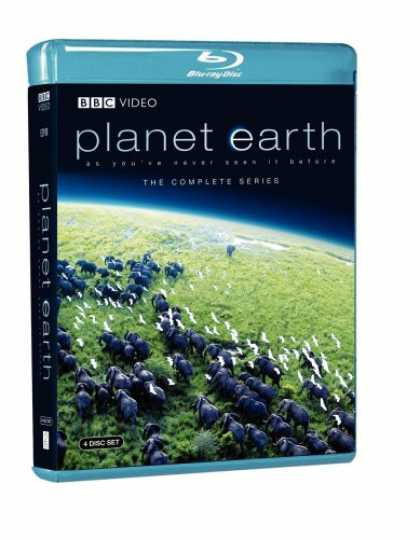 Bestselling Movies (2007) - Planet Earth - The Complete BBC Series [Blu-ray]