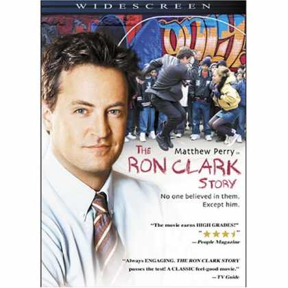 Bestselling Movies (2007) - The Ron Clark Story by Randa Haines