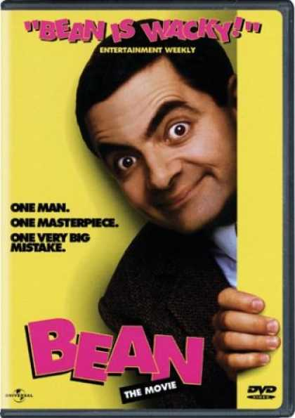 Bestselling Movies (2007) - Bean: The Movie by Mel Smith