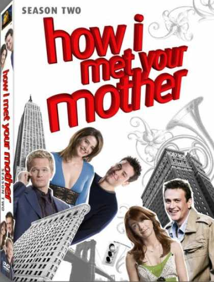 Bestselling Movies (2007) - How I Met Your Mother - Season Two