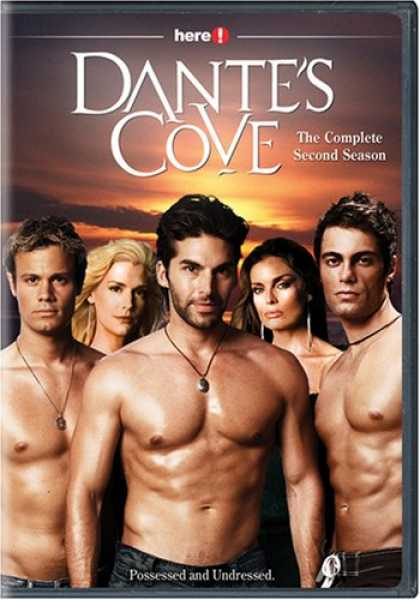 Bestselling Movies (2007) - Dante's Cove - The Complete Second Season