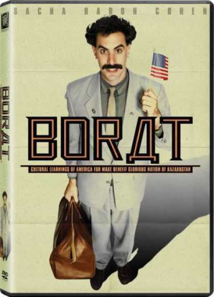 Bestselling Movies (2007) - Borat - Cultural Learnings of America for Make Benefit Glorious Nation of Kazakh