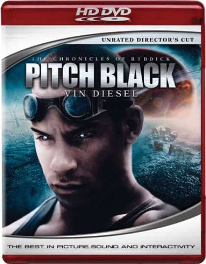 "Bestselling Movies (2007) - Pitch Black (Unrated) [HD DVD] by Ian ""Thistle"" Thorburn"