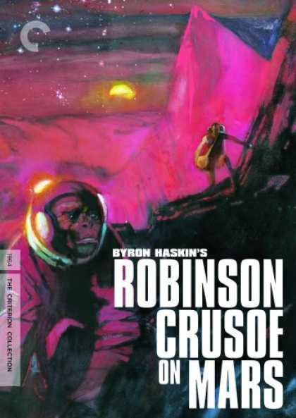 Bestselling Movies (2007) - Robinson Crusoe on Mars - Criterion Collection by Byron Haskin