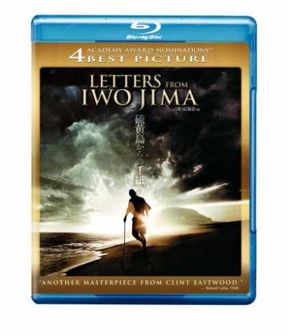 Bestselling Movies (2007) - Letters from Iwo Jima [Blu-ray] by Clint Eastwood