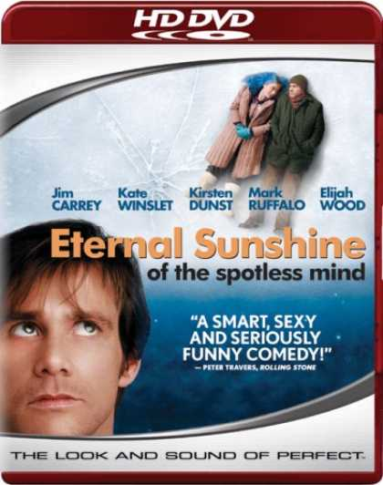 Bestselling Movies (2007) - Eternal Sunshine of the Spotless Mind [HD DVD] by Michel Gondry