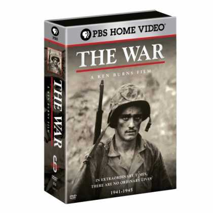 Bestselling Movies (2007) - The War - A Film By Ken Burns and Lynn Novick by Ken Burns