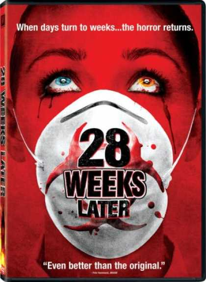 Bestselling Movies (2007) - 28 Weeks Later (Widescreen Edition) by Juan Carlos Fresnadillo