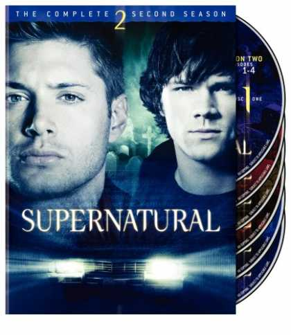 Bestselling Movies (2007) - Supernatural - The Complete Second Season