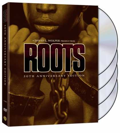 Bestselling Movies (2007) - Roots (Four-Disc 30th Anniversary Edition) by John Erman