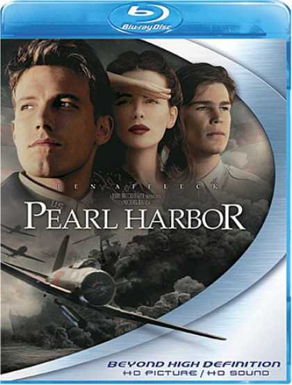 Bestselling Movies (2007) - Pearl Harbor [Blu-ray] by Michael Bay