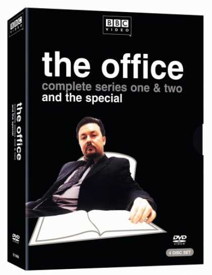 Bestselling Movies (2007) - The Office - The Complete Collection BBC Edition (First And Second Series Plus S