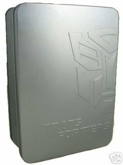 Bestselling Movies (2007) - TRANSFORMERS Generation 1 (G1) : Complete DVD Box Set 15 Discs (98 Episodes+The