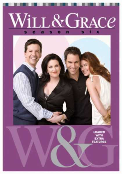 Bestselling Movies (2007) - Will & Grace - Season Six by James Burrows (II)