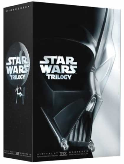 Bestselling Movies (2007) - Star Wars Trilogy (Widescreen Edition with Bonus Disc) by George Lucas