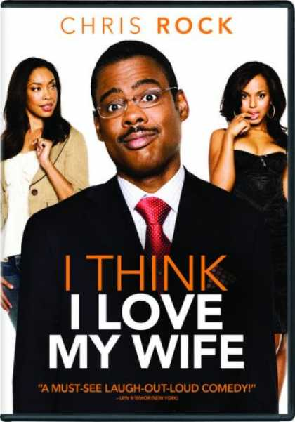 Bestselling Movies (2007) - I Think I Love My Wife by Chris Rock