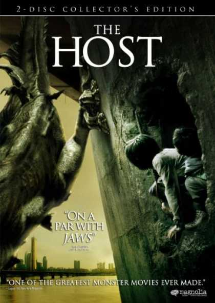 Bestselling Movies (2007) - The Host (2-Disc Collector's Edition) by Bong Joon-ho