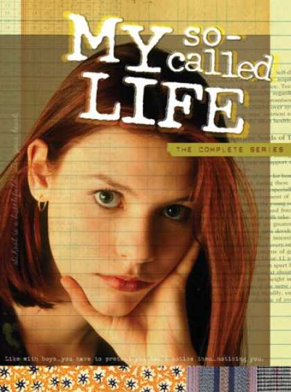 Bestselling Movies (2007) - My So-Called Life - The Complete Series (w/ Book) by Scott Winant