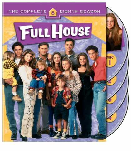 Bestselling Movies (2007) - Full House - The Complete Eighth Season