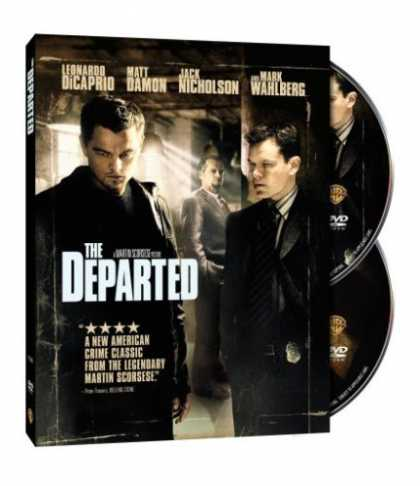 Bestselling Movies (2007) - The Departed (Two-Disc Special Edition) by Martin Scorsese