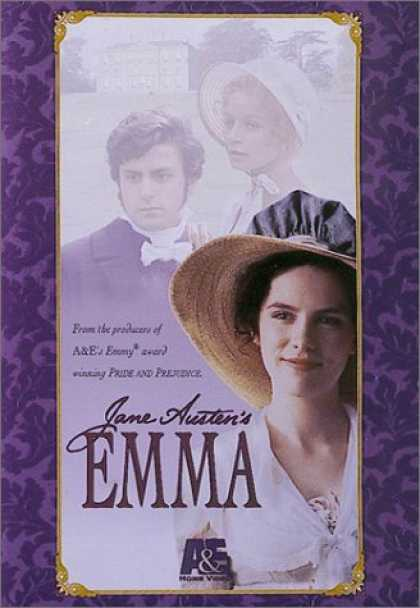 Bestselling Movies (2007) - Emma (A&E, 1997) by Diarmuid Lawrence