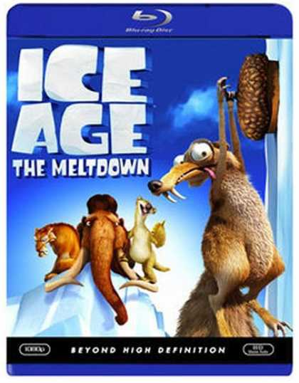 Bestselling Movies (2007) - Ice Age - The Meltdown [Blu-ray]