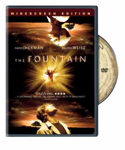 Bestselling Movies (2007) - The Fountain (Widescreen Edition) by Darren Aronofsky