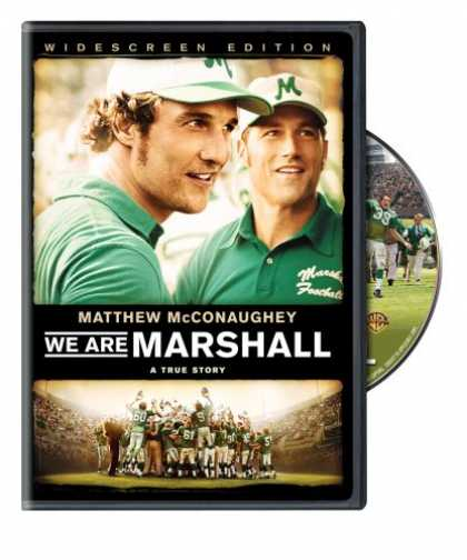 Bestselling Movies (2007) - We Are Marshall (Widescreen Edition) by McG
