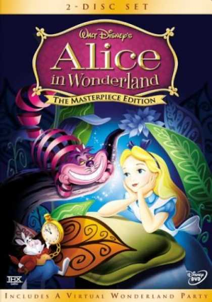 Bestselling Movies (2007) - Alice in Wonderland (Masterpiece Edition) by Clyde Geronimi