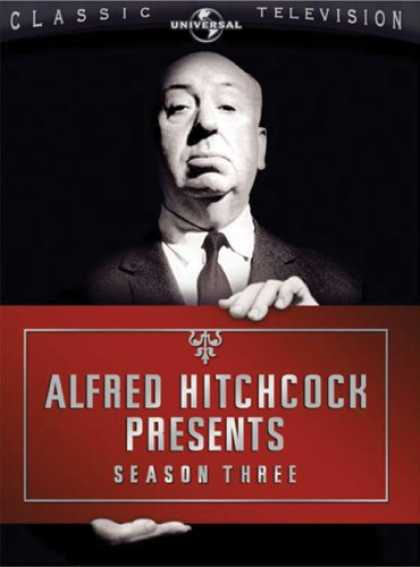Bestselling Movies (2007) - Alfred Hitchcock Presents - Season Three (5pc) by Alfred Hitchcock