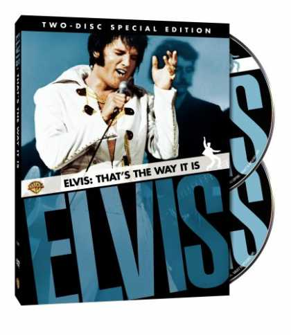 Bestselling Movies (2007) - Elvis - That's the Way It Is (Two-Disc Special Edition) by Denis Sanders