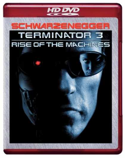 Bestselling Movies (2007) - Terminator 3 - Rise of the Machines [HD DVD] by Jonathan Mostow