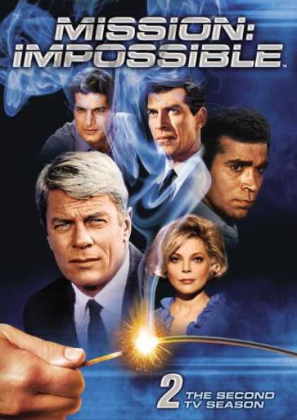 Bestselling Movies (2007) - Mission Impossible - The Second TV Season by Leslie H. Martinson