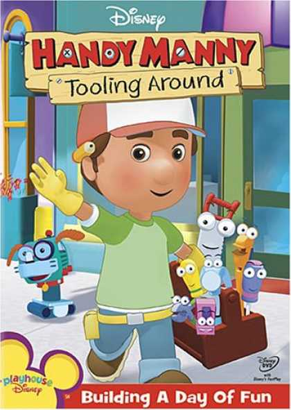 Bestselling Movies (2007) - Handy Manny - Tooling Around by Charles E. Bastien