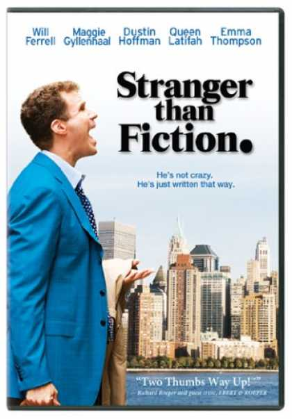 Bestselling Movies (2007) - Stranger Than Fiction by Marc Forster