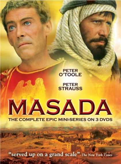Bestselling Movies (2007) - Masada - The Complete Epic Mini-Series by Boris Sagal