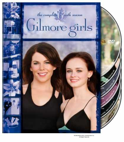 Bestselling Movies (2007) - Gilmore Girls - The Complete Sixth Season