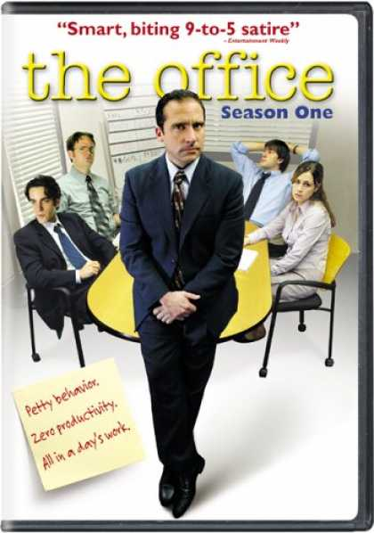 Bestselling Movies (2007) - The Office - Season One