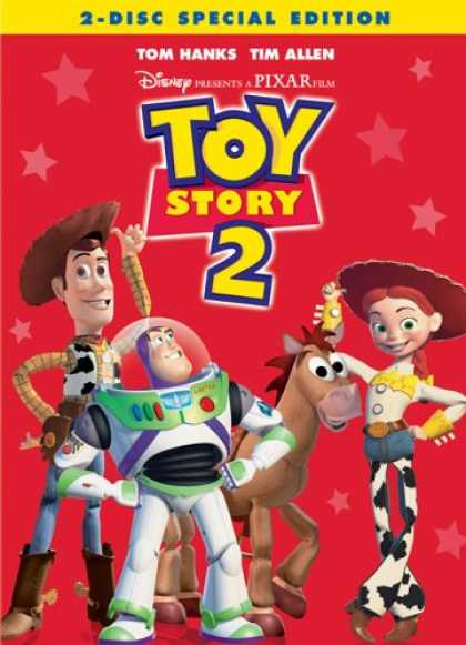 Bestselling Movies (2007) - Toy Story 2 (Two-Disc Special Edition) by John Lasseter